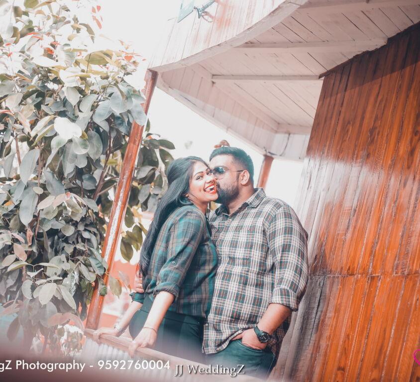 Vishal & Alina