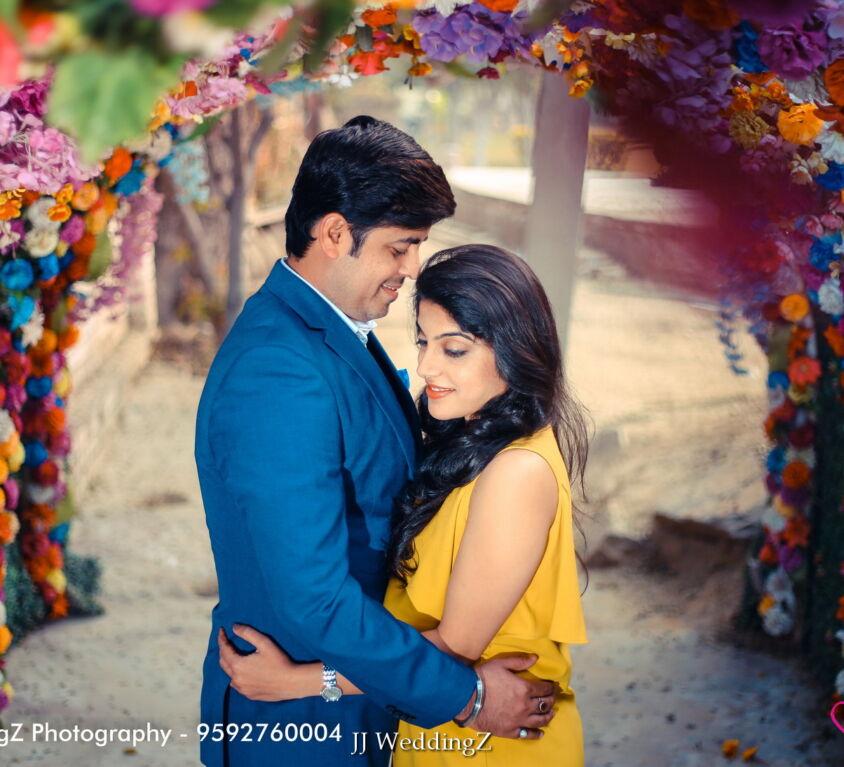 Rajat & Shivani